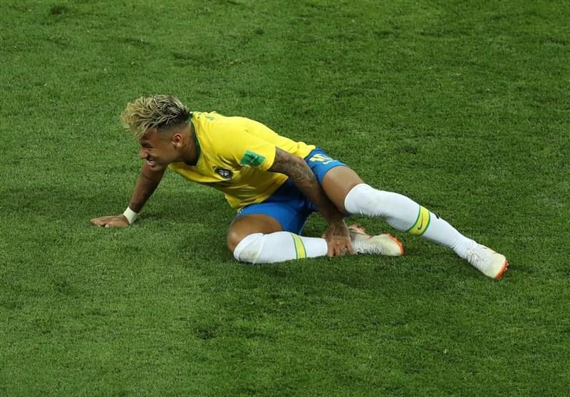 Switzerland Give Neymar Rough Treatment to Frustrate Brazil
