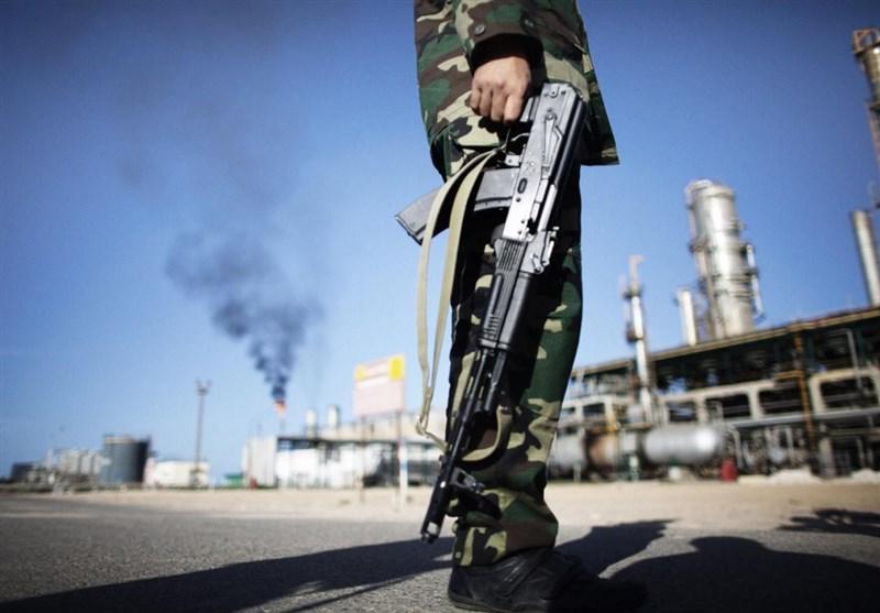 بصماتٌ أجنبیة فی هجوم الموانئ النفطیة اللیبیة