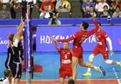 لیگ ملتهای والیبال| شکست برزیل و لهستان در هفته چهارم