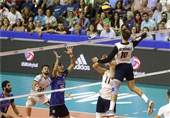 Iran Beaten by US in VNL