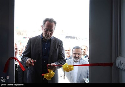 افتتاح پایگاه اهدای خون - مشهد