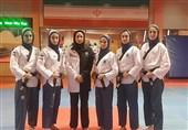 پومسهروهای زن اعزامی به بازیهای آسیایی معرفی شدند