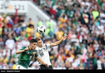 World Cup: Lozano Gives Mexico World Cup Win Over Germany