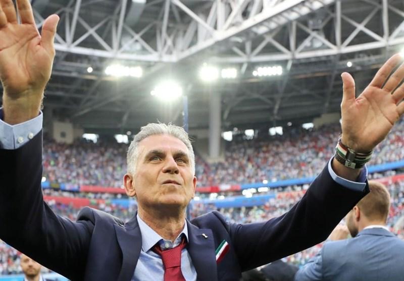 جام جهانی 2018| AFC: اسپانیا کیروش را نگران نمیکند/ ایران به دنبال حفظ صدر جدول است
