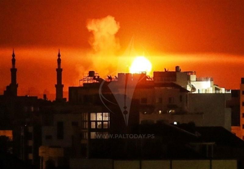 یادداشت  فعلا جنگ علیه غزه منتفی است!