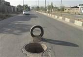 سارقان درب فاضلابهای بوشهر دستگیر شدند