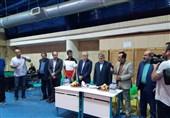 بازدید صالحیامیری از اردوی تیم ملی کبدی + تصاویر