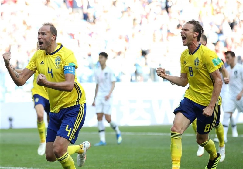 Sweden Earns Crucial Win over South Korea with Thanks to VAR