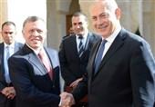 نتانیاهو با پادشاه اردن در امان دیدار کرد