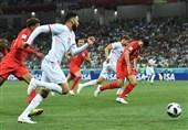 جام جهانی 2018| تساوی یک نیمهای انگلیس و تونس در یک بازی جذاب