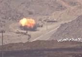 تحولات یمن|انهدام 30 خودروی زرهی ائتلاف متجاوز طی 10 روز گذشته
