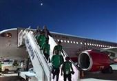 جام جهانی ۲۰۱۸| کبوتری که به هواپیمای حامل کاروان تیم ملی عربستان برخورد کرد