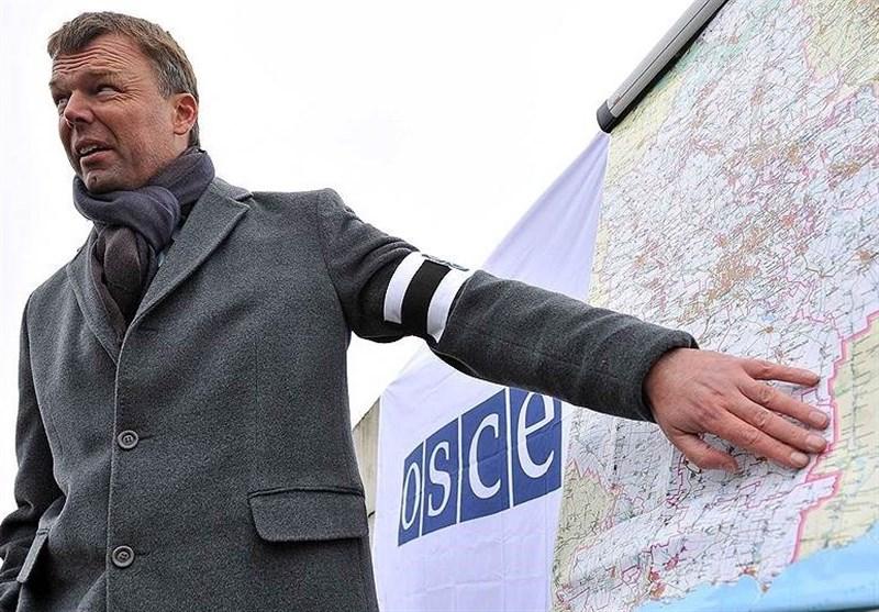 نگرانی ناظرین اروپایی از افزایش وخامت اوضاع در شرق اوکراین