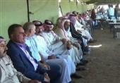 وجهاءُ قبائل وعشائر إدلب وحماة وحلب الى جانب الجیش السوری
