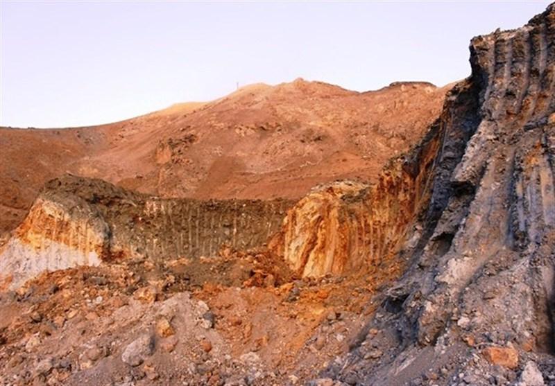 آذربایجانغربی| 80 درصد منابع طلای کشور در تکاب قرار دارد