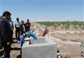 خراسان جنوبی| 3 پروژه آبیاری نوین با اعتبار بیش از 600 میلیون تومان در فردوس به بهرهبرداری رسید