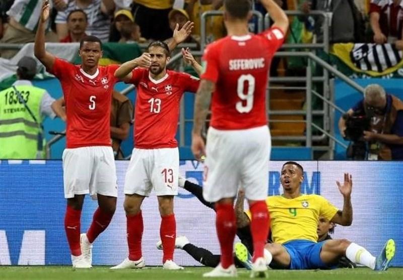 جام جهانی 2018| برزیل از فیفا در مورد کمکاری VAR به ضرر سلسائو توضیح خواست!