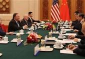 سفر پامپئو به چین یخ رابطه واشنگتن و پکن را باز نکرد / اختلافات شدید همچنان ادامه دارد