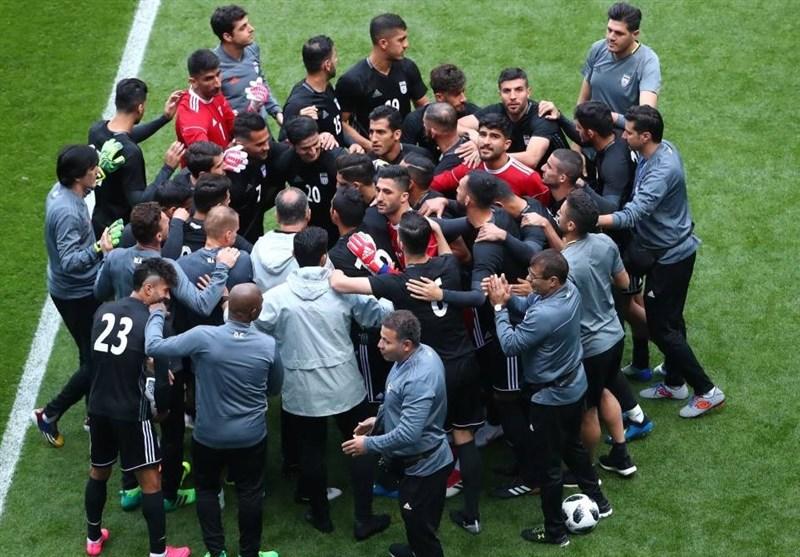 جام جهانی 2018| آس: کیروش از همین حالا دیوار را برای متوقف کردن اسپانیا آماده کرده است