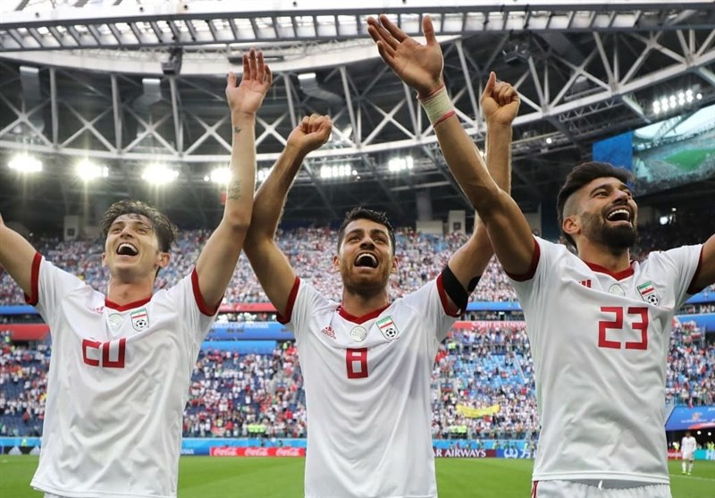 گزارشگر بازی ایران و اسپانیا مشخص شد ,