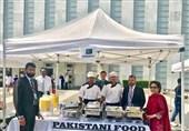 نیویارک میں اقوام متحدہ کا سالانہ انٹرنیشنل بازار؛ لذیذ کھانوں اور ثقافتی اشیاء میں پاکستان کے چرچے