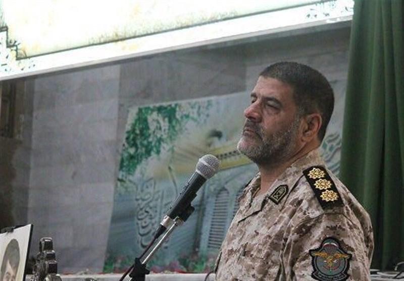 گروه و فرمانده جدید لشکر 27 محمد رسولالله(ص) منصوب شد- اخبار ...