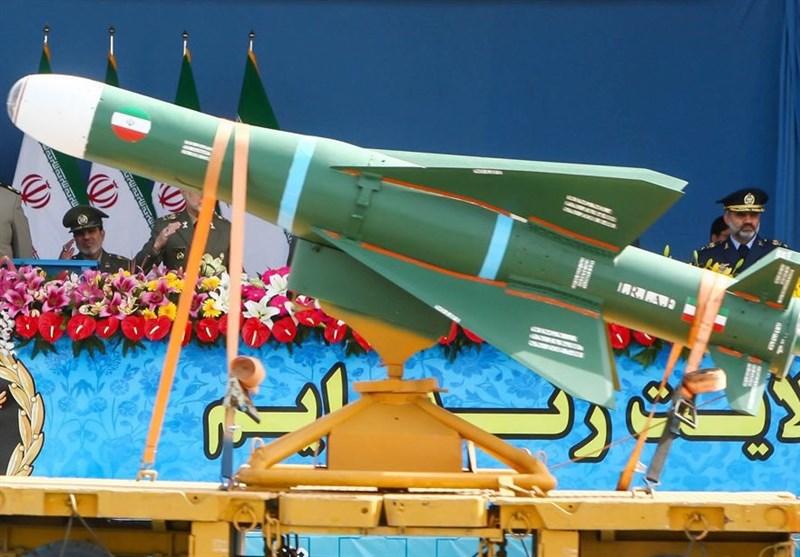 """صنع فی ایران.. الصاروخ الموجه """"زوبین"""" + صور"""
