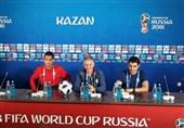 گزارش خبرنگار اعزامی تسنیم از روسیه| کیروش: ابرستاره نداریم اما میتوانیم کارهای بزرگی انجام دهیم/ بازی با اسپانیا خودش یک «برد» است