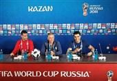 گزارش خبرنگار اعزامی تسنیم از روسیه| کیروش هم پروفسور شد/ سوال حاشیهای از کاپیتان تیم ملی