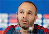 Andres Iniesta Wary of Facing Iran National Football Team