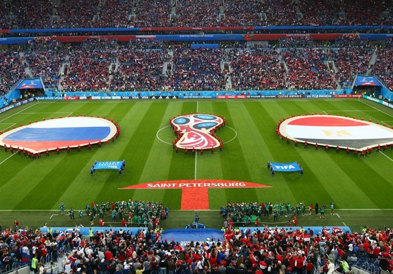خلاصه بازی روسیه و مصر (جام جهانی 2018)