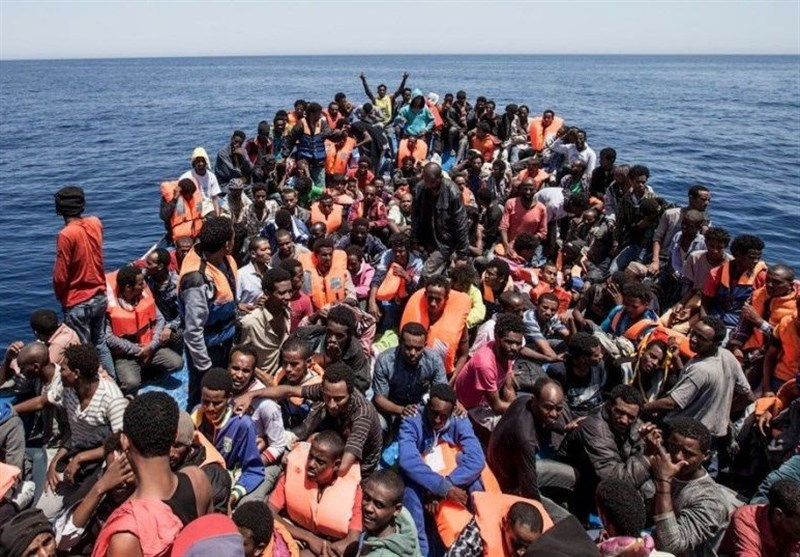 مراکز إیواء للمهاجرین خارج حدود أوروبا