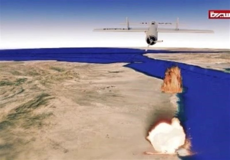 حمله مشترک پهپادی و توپخانهای ارتش یمن به مواضع مزدوران عربستان