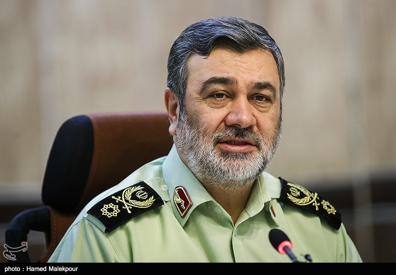Terrorist Activities along Iran's Borders on Rise: Police Chief