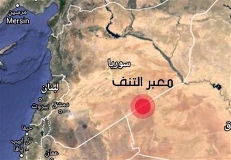 الجیش السوری یحاصر قاعدة أمریکیة فی شرق البلاد