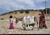پایان آب در کوهدشت؛ زندگی 218000 نفر در وضعیت قرمز آب