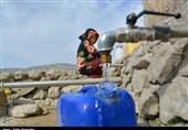آب روستایی شهرستان نرماشیر مشکلات زیادی دارد