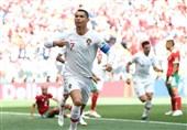 جام جهانی 2018| رونالدو: از گلزنی مقابل مراکش خوشحالم