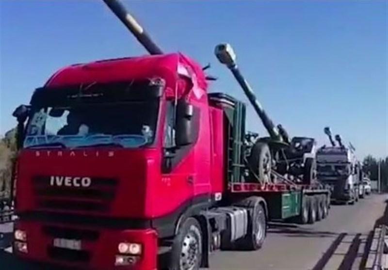 گسیل نیرو و تجهیزات جدید به شمال سوریه؛ غافلگیری تروریستها در حومه حماه و حلب