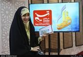 شعرخوانی فضهسادات حسینی در هجدهمین محفل شعر «قرار»+فیلم