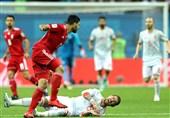 گزارش خبرنگار اعزامی تسنیم از روسیه|درگیری بازیکنان ایران و اسپانیا و تذکر چندباره کیروش به آزمون