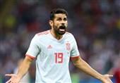 جام جهانی 2018| کاستا بهترین بازیکن دیدار ایران و اسپانیا شد