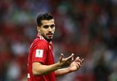 جام جهانی 2018| عزتاللهی: قسمت نبود گلم به اسپانیا پذیرفته شود/ با جان و دل بازی کردیم/ مقابل پرتغال دو برابر تلاش میکنیم
