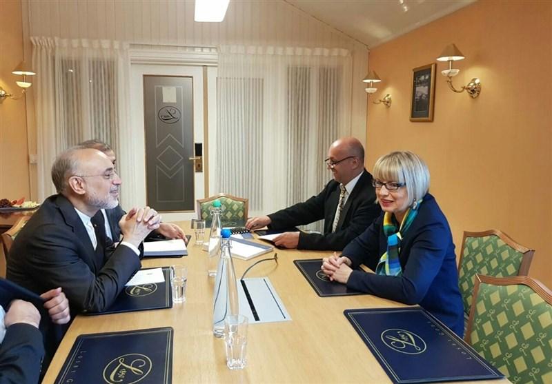 100 European Firms to Enter Talks with Iran: EU Official