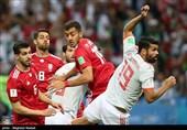 جام جهانی 2018| تلگراف: ایران یک رونالدو کم داشت/ دفع توپ بهسبک کشتیکجی و حمایت عجیب هواداران