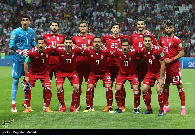 بازگشت تیم ملی ایران به جایگاه اول آسیا در ردهبندی جدید فیفا/ شاگردان کیروش سیوپنجم جهان
