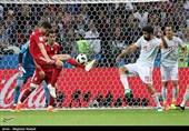جام جهانی 2018 روسیه|نامجومطلق: اگر مانند 30 دقیقه پایانی بازی با اسپانیا باشیم، پرتغال را میبریم/ سبک بازی ما انتقاد و تحسین را با هم داشته است