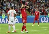 جام جهانی 2018| انصاریفرد: میرویم که با پیروزی مقابل پرتغال صعود کنیم/ اسپانیا موقعیت صد درصدی نداشت