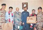 پاکستان نے گرفتار افغان فوجیوں کو جذبہ خیر سگالی کے تحت کابل کے حوالے کردیا