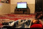 تماشای فوتبال در روستاهای دور دست و محروم خراسان شمالی به روایت تصویر